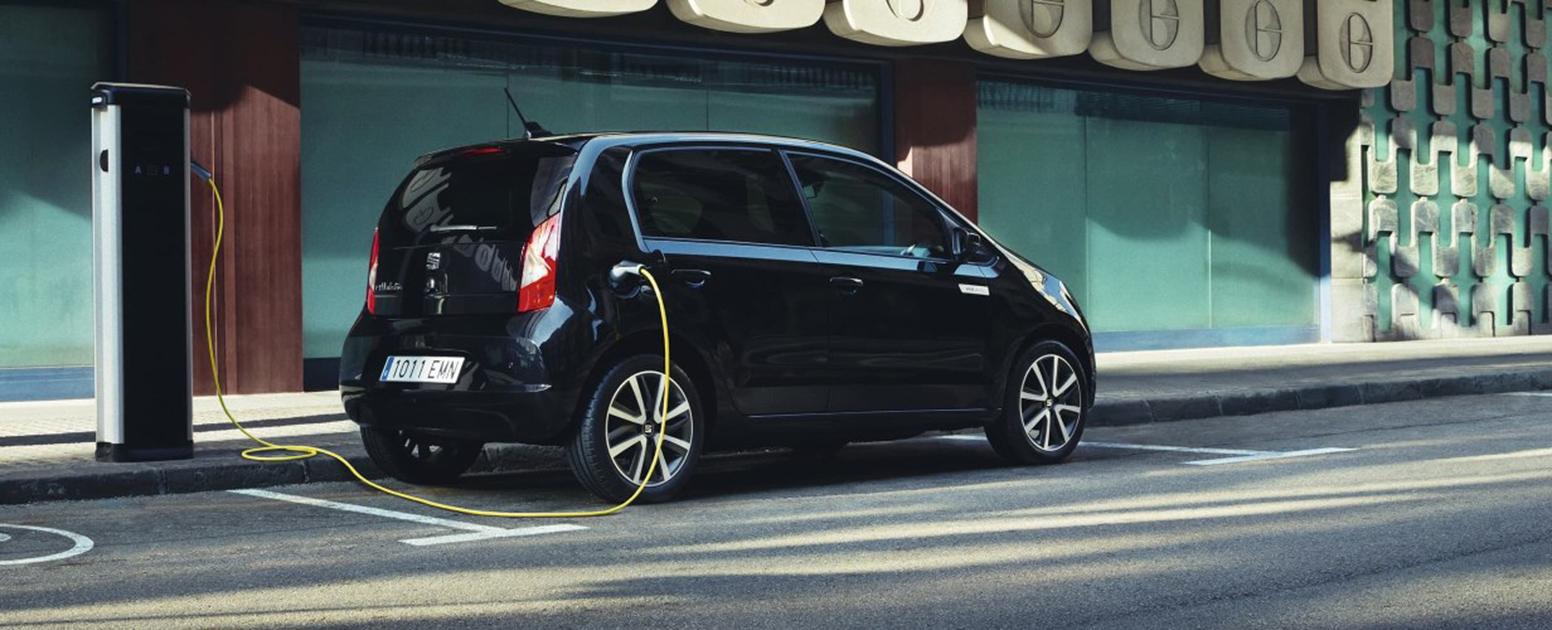 Der neue SEAT Mii electric
